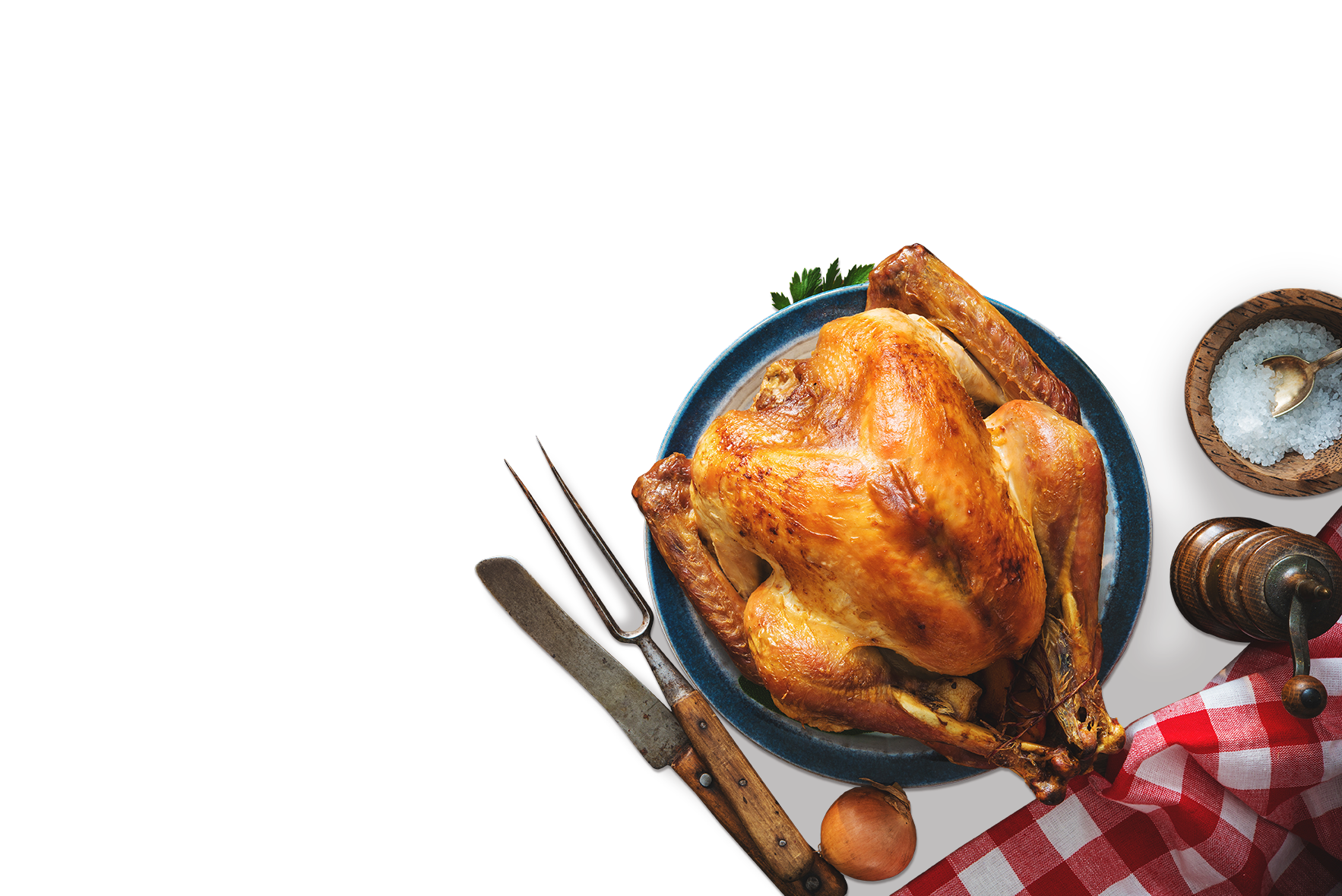 Let us take care of your holiday meals!